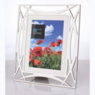 ASDA Decorative Metal Photo Frame - 8x6 Inch