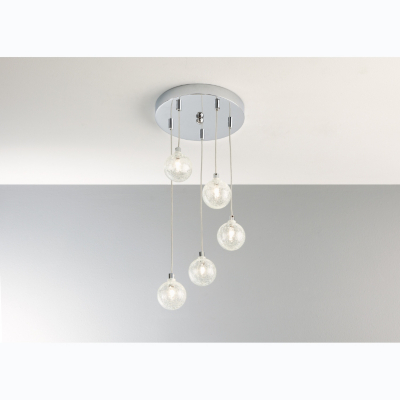 Asda Hanging Crackle Ball Ceiling Light Fitting Review