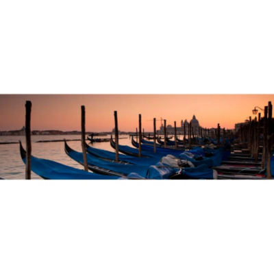 Wall  Canvas on Asda Direct   Venice Gondolas Wall Art Canvas Print Customer Reviews