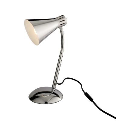 ASDA Metal Desk Lamp - Chrome, Chrome AS3029CHR product image