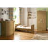 Banbury Baby Changer Unit- Oak Effect alternative view