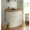 Banbury Baby Changing Unit- White main view