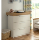 Banbury Baby Changing Unit- White