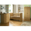Malvern Cot Bed - Oak Effect alternative view