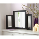 Dressing Table Mirror - Black