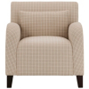 Bethany Armchair in Cream alternative view