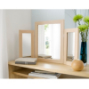 Dressing Table Mirror - Beech Effect main view