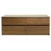 Strasbourg Chest - 4 Drawer - Walnut Veneer alternative view