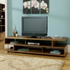 Strasbourg Small Asymmetric Shelf - Walnut Veneer main view