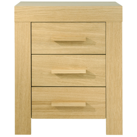 3 Drawer Bedside Cabinet Victoria 3 Drawer Bedside