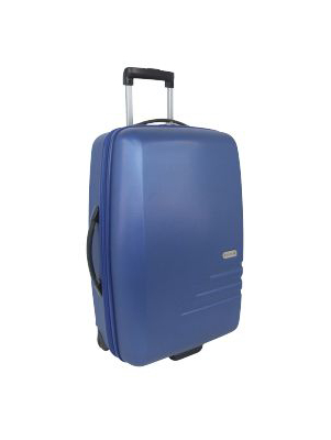Quarto CarryOn Luggage Blue