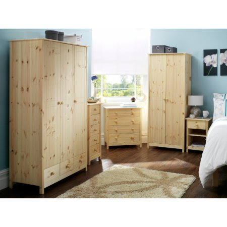 Scandinavia Bedroom Range
