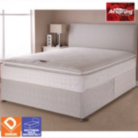 Airsprung Aspen Bed Silver King - Various Storage