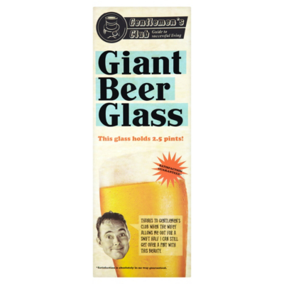 Giant Beer Glass, Multi