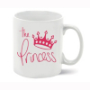 Royalty: The Princess Porcelain Mug  main view