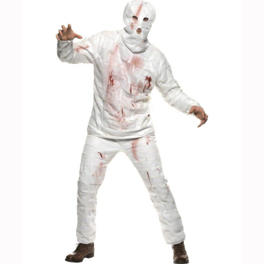 Mummy Halloween Fancy Dress Costume