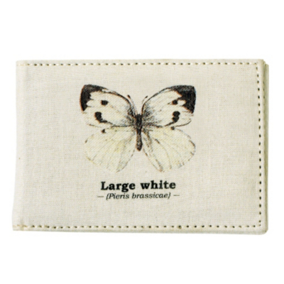 Butterfly Travel Card Holder, Multi
