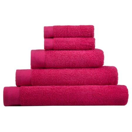 George Home Towel and Bath Mat  Range - Fuchsia