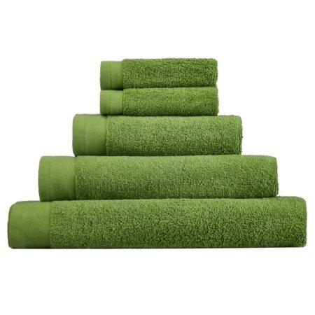 George Home Cotton Towel Range - Green