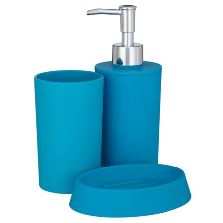 George Home Accessories - Soft Touch Turquoise