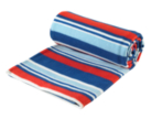 ASDA Stripe Fleece Blanket
