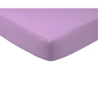 ASDA Lilac Fitted Bed Sheet - Single