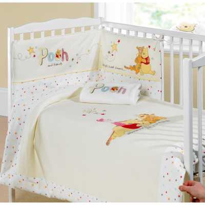 Winnie The Pooh Three Piece Bedset