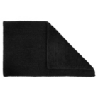 ASDA Reversible Bath Mat - Black
