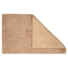 ASDA Reversible Bath Mat - Biscuit