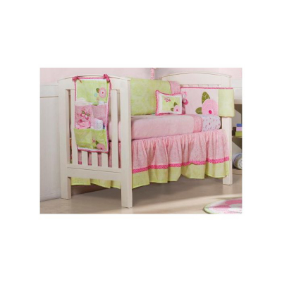 Kids Line Bella 6pc Bedding Bale