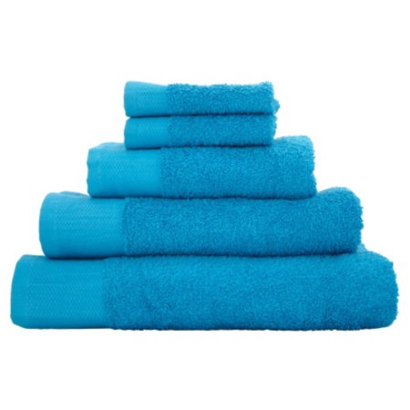 George Home Towel and Bath Mat  Range - Turquoise