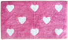 Little Angels Pink Hearts Rug