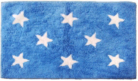 Little Angels Blue Stars Rug