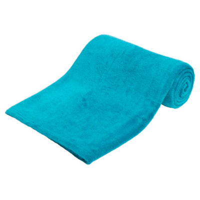 ASDA Micro Plush Throw - Teal