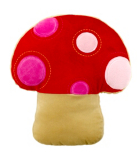 ASDA Toadstool Cushion