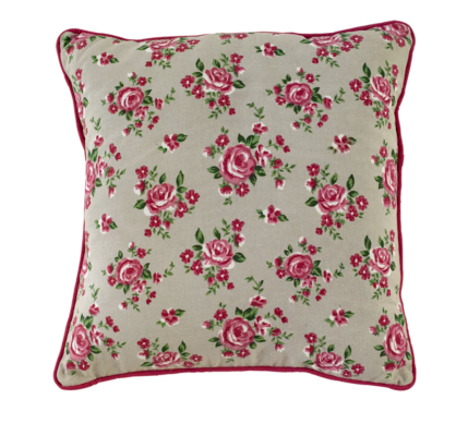 ASDA Vintage Floral Cushion