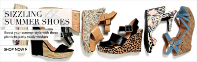 Sizzling Summer Shoes