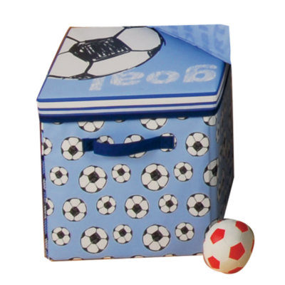 Seat Storage Box - Football