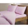 ASDA Heritage Rose 180 Thread Count Pink Duvet Set - Various Sizes alternative view