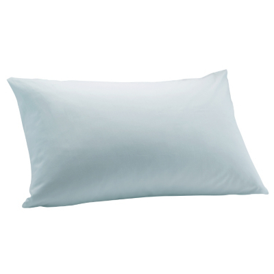 Elegant Living Luxury Pillowcase - Teal Cloud