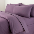 ASDA Fitted Bed Sheet Violet - Various Sizes