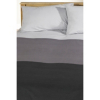 ASDA Twin Set Duvets Grey Stripe Block - Various Sizes alternative view