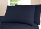 ASDA Pillowcase Pair - Navy