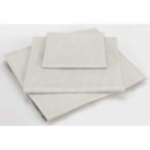 ASDA Fitted Sheet Natural Stripe - Various Sizes