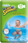 Huggies Little Swimmers Size 3-4 main view