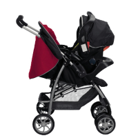 Graco Mirage and Travel System Heavenly
