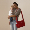 Little Lifestyles City Compact Pram Bag - Red alternative view