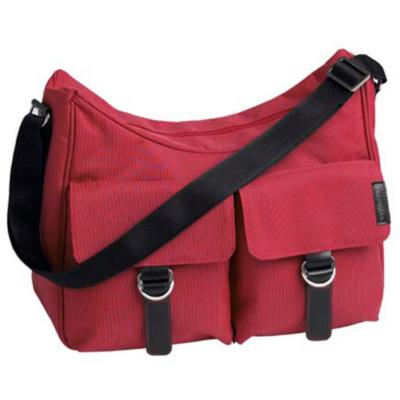 Koo-di Little Lifestyles City Hobo Shoulder Bag - Red, Red