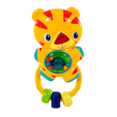 Lights - Tiger Action Rattle,