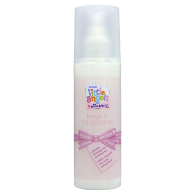 ASDA Little Angels For Mum and Baby No More Knots Leave In Conditioner 200ml